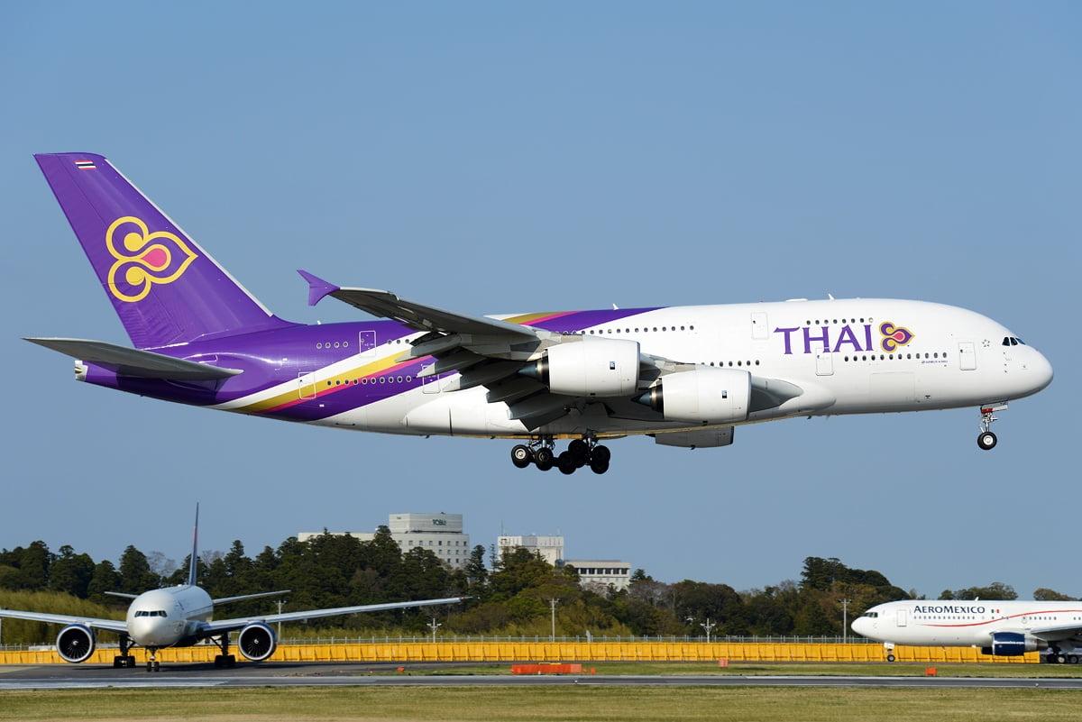 Flights to Thailand