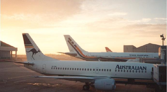 Cheap Flights to Melbourne
