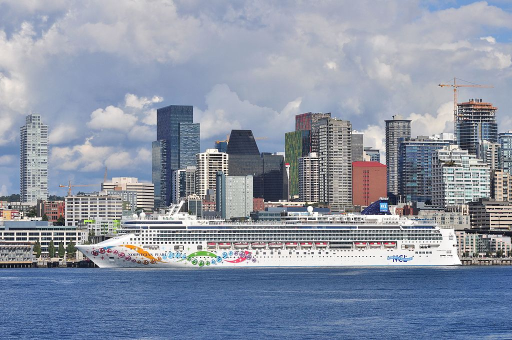 Cruise from Seattle to Alaska
