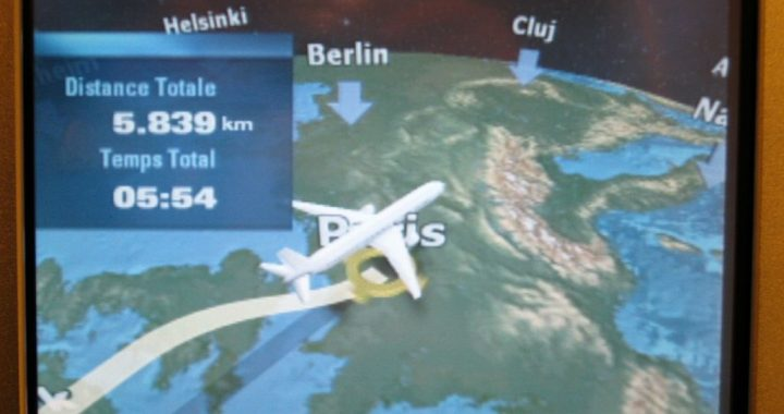 Flights from JFK to CDG