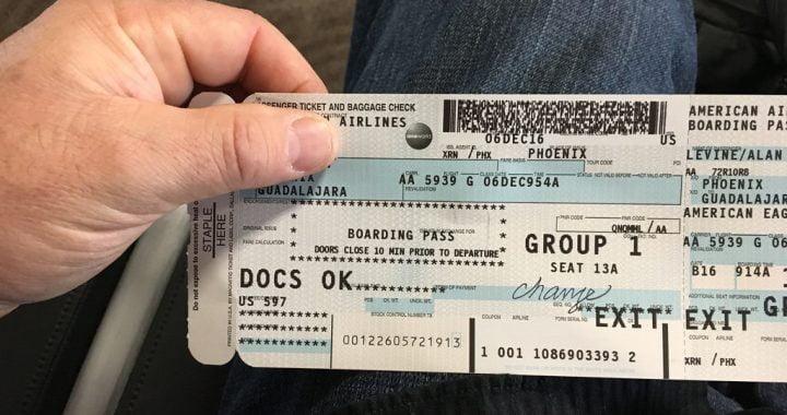 Plane Ticket Deals